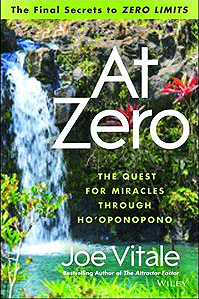 At Zero book by Dr. Joe Vitale