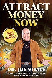 Attract Money Now Book by Joe Vitale