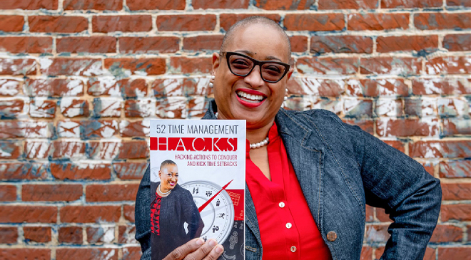 Image of Dr. Deborah Johnson-Blake - 52 Time Management H.A.C.K.S. Book
