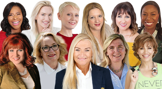 Eleven Rockstar Women In Business You Should Know This Year!