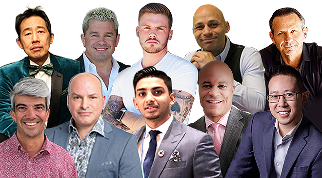 Ten World Class Men in Business You Should Know This Year