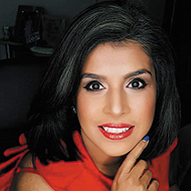 Annie Koshy - Branding Strategist, Media Personality and Actress