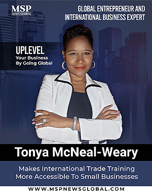 Tonya McNeal-Weary, Founder of IBS Global Consulting