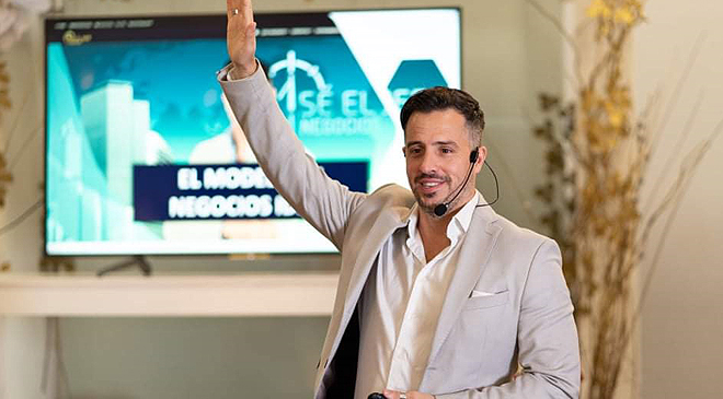 Learn to Build an Impressive Network and an 8-Figure Business Through Hector RC's Proven Programs