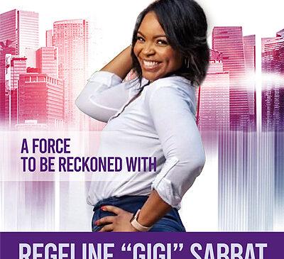 Regeline Sabbat Front Cover