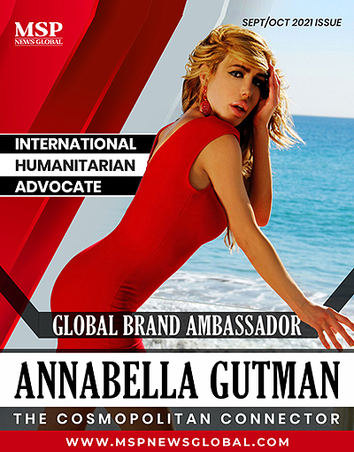 Annabella Gutman, Front Cover